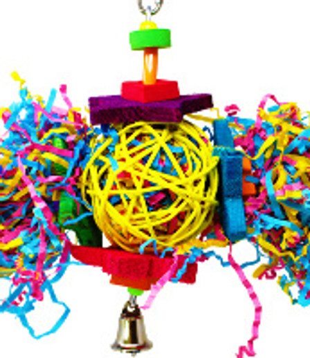 What is the best selling bird toy?