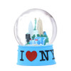 Blue NYC I Love NY Snow Globe
