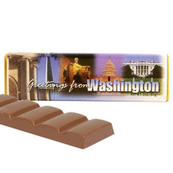 Washington, DC Chocolate Bar (Case of 24)