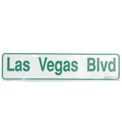 Las Vegas Street Sign