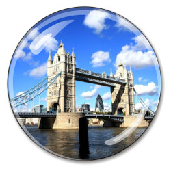 London Tower Bridge Paperweight