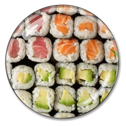 Sushi Paperweight