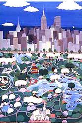 Central Park Art