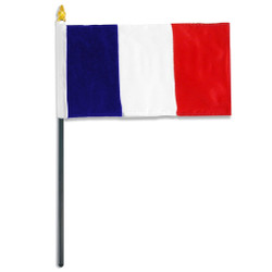 Mini French Flag for Parties