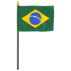 Brazil Flag for Parties