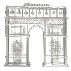 Wire Arc de Triomphe Model