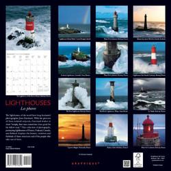 Lighthouse Calendar, Wall Calendar