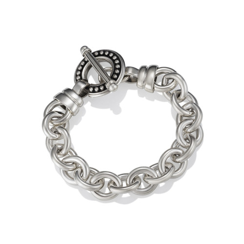 Back Bay Bracelet - Sterling Silver