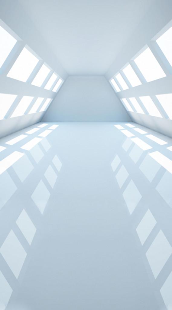 Futuristic Room Backdrop