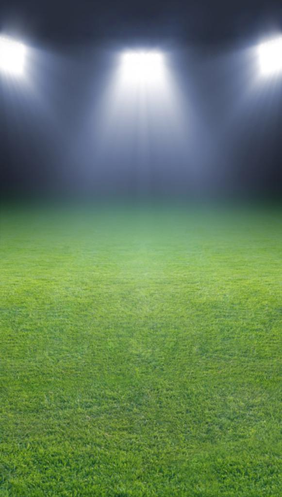 sports field backdrop photo pie