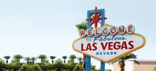 Wide Las Vegas Backdrop
