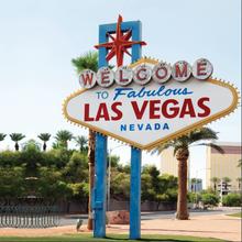 Square Las Vegas Backdrop