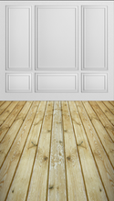Tall Wainscot Backdrop