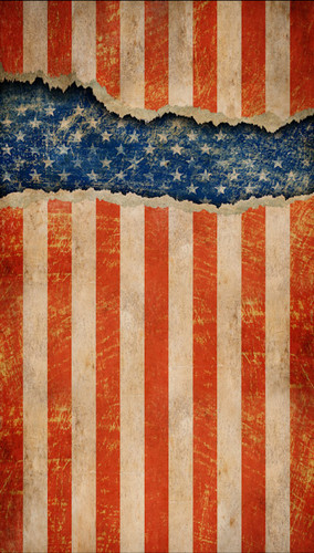 Stars and Stripes Backdrop