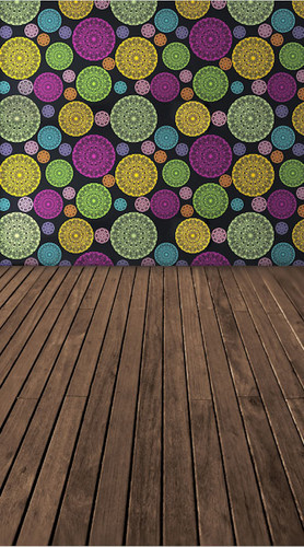 Kaleidoscope Wallpaper Backdrop