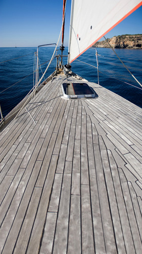 Sailboat Backdrop