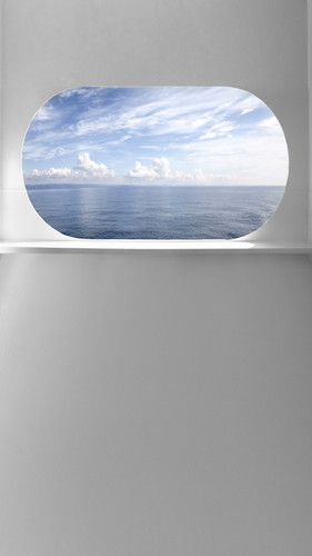 Ocean View Backdrop