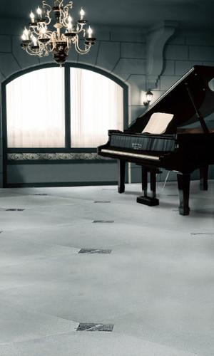 Grand Piano Parlor Backdrop