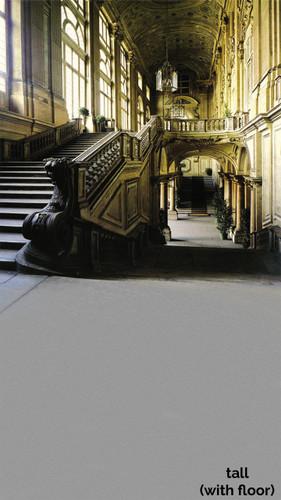 Grand Staircase Backdrop