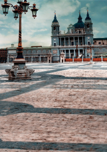 Grand Plaza Backdrop