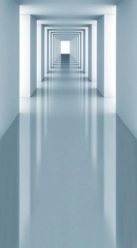Crystal Hallway Backdrop