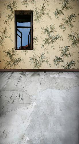 Abandoned Apartment Backdrop