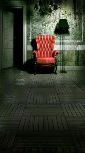 Matrix Grunge Backdrop