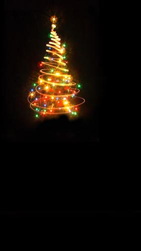 Swirl Tree-Multi Backdrop