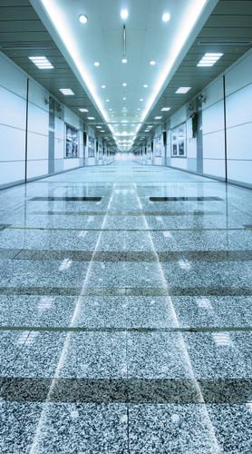 Hallway Perspective Backdrop