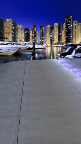 Yacht Club Backdrop