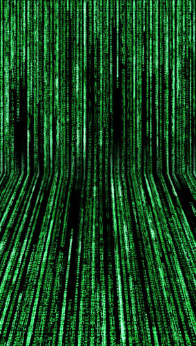 Matrix Backdrop