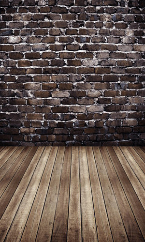 Brick Room Photography Backdrop