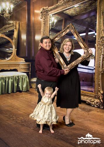 Masterpiece Mirror Photo Backdrop