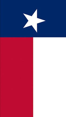 Texas Flag Backdrop
