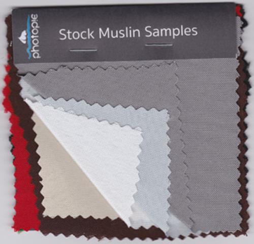 Stock Muslin Samples