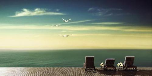 Ocean Deck Wide Format