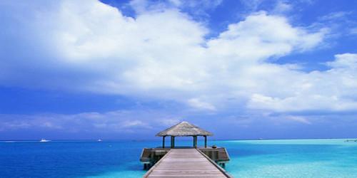 Cabana Pier Wide Format