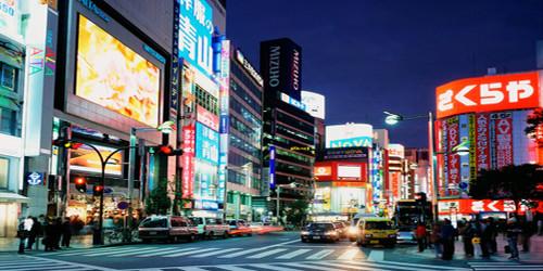 Tokyo Nights Wide Format