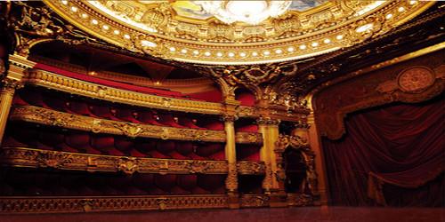 Rotunda Theater Wide Format