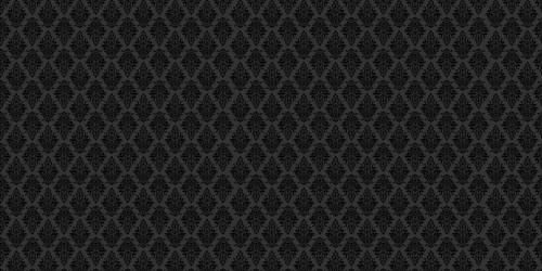 Argyle Damask (Black on Black) Wide Backdrop