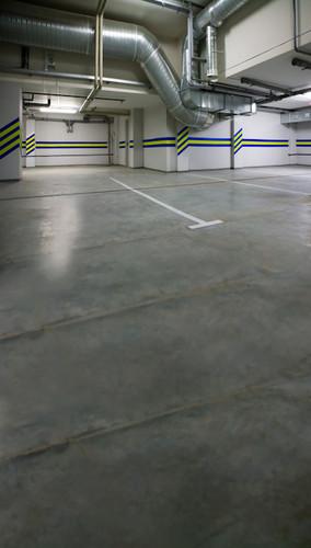 Parking Garage Backdrop