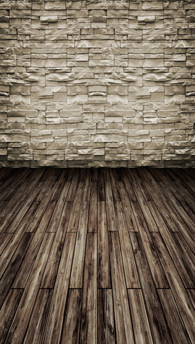 Textured Stone Wall Backdrop