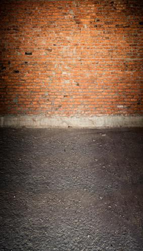 Brick Building Backdrop