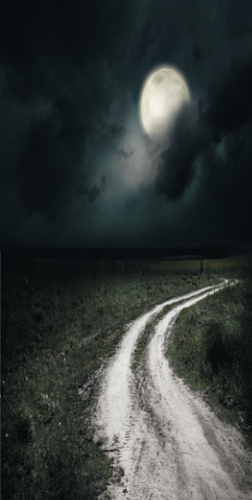 Road to the Full Moon