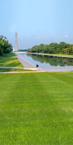Washington Monument Backdrop