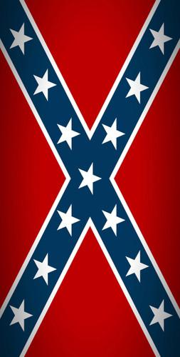 Confederate Pride Backdrop