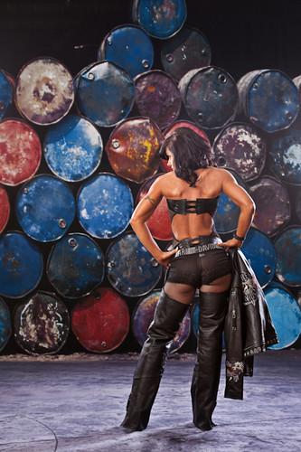 Barrels of Fun Backdrop
