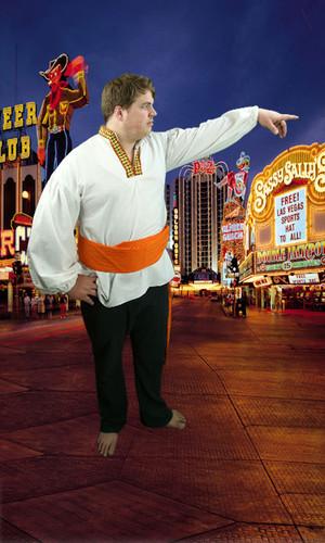 Las Vegas Backdrop