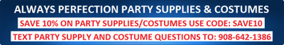 Party Supplies Plus Costumes