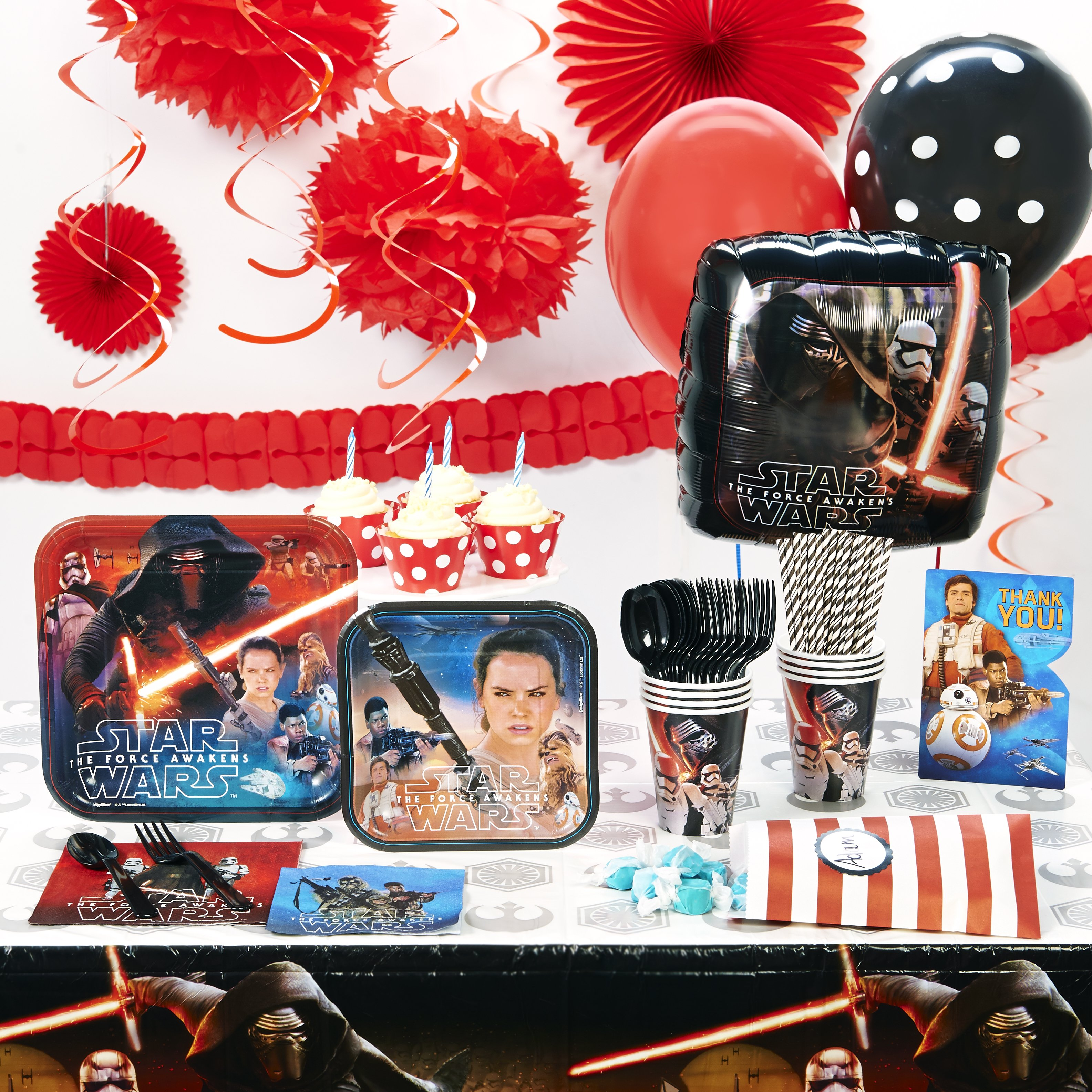 Star Wars Party Supplies And Halloween Costumes